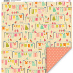 My Little Shoebox - Summer Breeze Collection - 12 x 12 Double Sided Paper - Outdoor Fresh