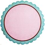 My Little Shoebox - Heartfelt Collection - 12 x 12 Die Cut Paper - Dora