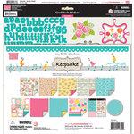 My Little Shoebox - Keepsake Collection - 12 x 12 Collection Kit