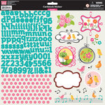 My Little Shoebox - Keepsake Collection - Cardstock Stickers