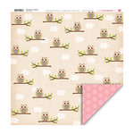 My Little Shoebox - Vintage Shop Collection - 12 x 12 Double Sided Paper - Heirloom