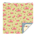 My Little Shoebox - Notebook Collection - 12 x 12 Double Sided Paper - With Love