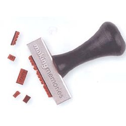 Making Memories - Magnetic Date Stamp Kit