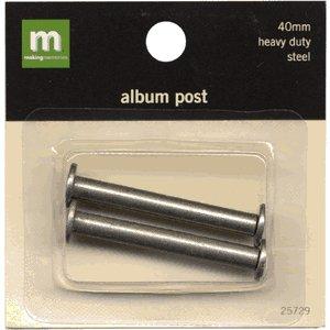 Making Memories Album Posts - 40 mm