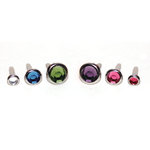 Making Memories - Crystal Brad Value Pack - - Circle Brights, CLEARANCE