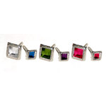 Making Memories - Crystal Brads Value Pack - Square - Brights