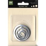 Making Memories - Tag Maker Rim Package - Circle Rims