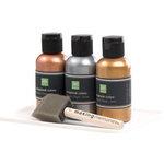Making Memories - Paint Colors Kit - 3 Pack - Metallic Effects
