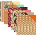 Making Memories - 12x12 Embellishment Paper - Funky Vintage - Lizzie