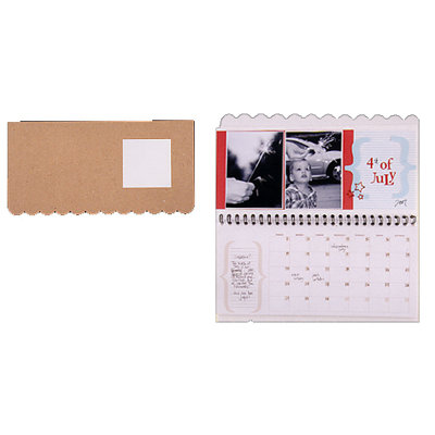 Making Memories - 15x7 Blank Calendar