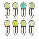 Making Memories - Pebble Clips - Noteworthy Collection - Hillary
