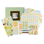 Making Memories - Animal Crackers Collection - 8x8 Album Kit - Jack, CLEARANCE
