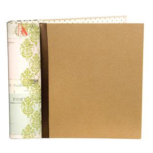 Making Memories - Passport Collection - 12x12 Album - 3-Ring - Passport