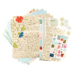 Making Memories - Passport Collection - 12x12 Page Kit