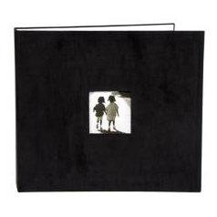 Making Memories - 12x12 Corduroy Album - 3-Ring - Black, CLEARANCE