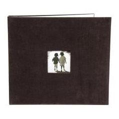 Making Memories - 12x12 Corduroy Album - 3-Ring - Brown