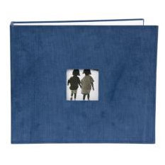 Making Memories - 8x8 Corduroy Album - 3-Ring - Blue