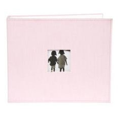 Making Memories - 8x8 Corduroy Album - 3-Ring - Pink, CLEARANCE