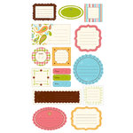 Making Memories - Journaling Stickers - Whimsy, CLEARANCE