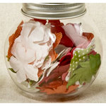 Making Memories - Flower Shop Blossoms Jar Collection - Hibiscus Mix, CLEARANCE
