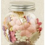 Making Memories - Flower Shop Blossoms Jar Collection - Lemonade Mix