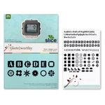 Making Memories - Slice Design Card - Noteworthy