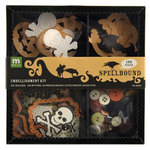 Making Memories - Spellbound Halloween Collection - Embellishment Kit, CLEARANCE
