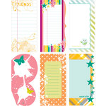 Making Memories - Just Chillin Girl Collection - Spiral Journaling Book