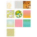 Making Memories - Just Chillin Girl Collection - 8 x 8 Specialty Paper Pack , CLEARANCE