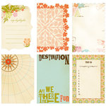 Making Memories - Great Escape Collection - Spiral Journaling Book