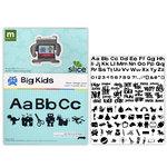 Making Memories - Slice Design Card - Big Kids