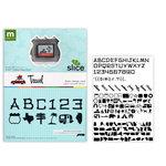 Making Memories - Slice Design Card - Travel USA