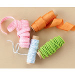 Making Memories - Vintage Findings Collection - Warm Trims