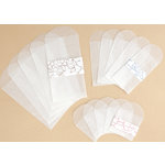 Making Memories - Vintage Findings Collection - Glassine Envelopes