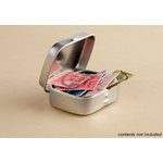 Making Memories - Vintage Findings Collection - Metal Pill Box