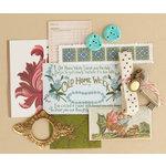 Making Memories - Vintage Findings Collection - Mini Kits - Memories