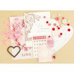 Making Memories - Vintage Findings Collection - Medium Kits - Love