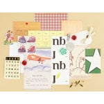 Making Memories - Vintage Findings Collection - Medium Kits - School