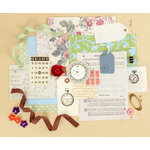 Making Memories - Vintage Findings Collection - Large Kits - Home