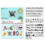 Making Memories - Slice Design Card - Spook Alley