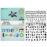Making Memories - Slice Design Card - Under the Sea