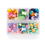 Making Memories - Gem Collection Box - Bright, CLEARANCE