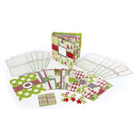 Making Memories - Mistletoe Collection - Christmas - Recipe Book Kit