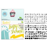 Making Memories - Slice Design Card - Parties!