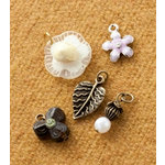 Making Memories - Vintage Groove Collection - Jewelry Designer Combinations - Filigree Heart