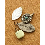 Making Memories - Vintage Groove Collection - Jewelry Designer Combinations - Vintage Cameo