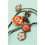 Making Memories - Vintage Groove Collection - Jewelry Kit - Floral Mix
