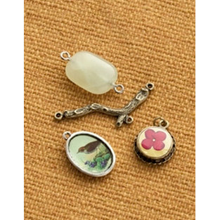 Making Memories - Vintage Groove Collection - Jewelry Designer Combinations - Brass Branch