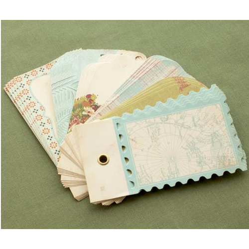 Making Memories - Panorama Collection - Artisan Trading Cards, CLEARANCE