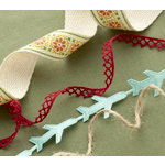 Making Memories - Panorama Collection - Trims